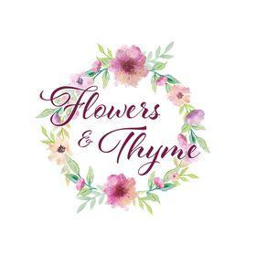 Flowers & Thyme