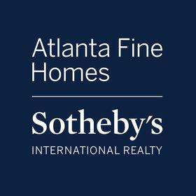 Atlanta Fine Homes | Sotheby's International Realty