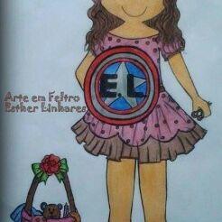 Artes da Teté Esther Aguiar