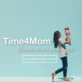 Time 4 Mom (Shopping tips for Mom's Style, Skincare, Learning Activities and Kids Essentials)