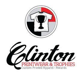 Clinton Printwear & Trophies