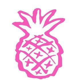 Pink Pineapple England