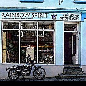 Rainbow Spirit Crystal Shop