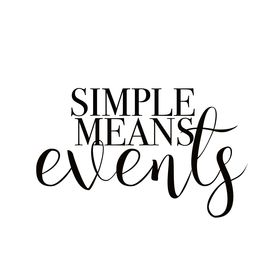 Simple Means Events