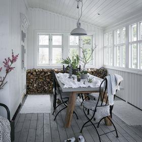 Interior by Maria Rasmussen