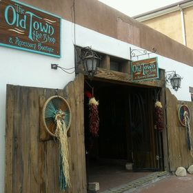 cfe7d5633ba6c The Old Town Hat Shop   Accessory Boutique (oldtownhats) on Pinterest
