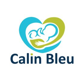 Calin Bleu baby slings