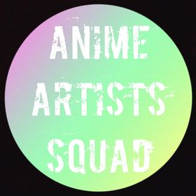 Anime Artists Squad instagram Profile Picture