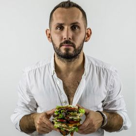 Kirill @ Vegetarian Department | VegDEPT.com