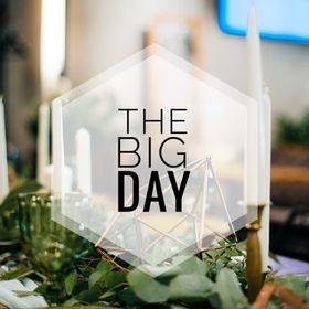The big day decor