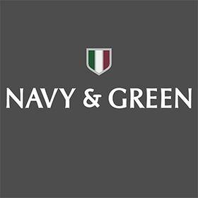 Navy&Green