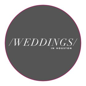 Weddings in Houston