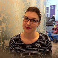 Janika Varjorinne-Mäkeläinen