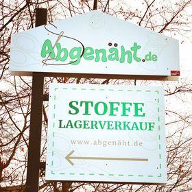 abgenäht.de - Dein Stoffgeschäft im Oberbergischen
