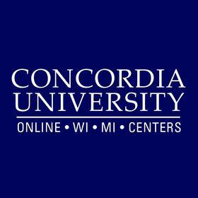 Concordia University Wisconsin Online