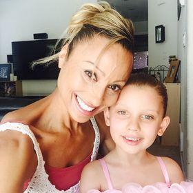 Angie Livingston + Caitlyn Madison Livingston