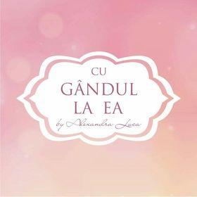 Cu Gandul La Ea by Alexandra Luca