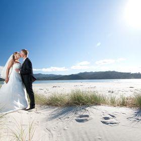 Weddings on The Coromandel, New Zealand
