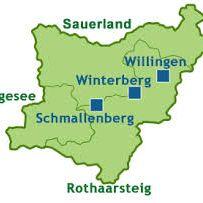 Vakantiehuis huren in Duitsland.