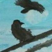 Raven artist