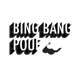 BING BANG POUF