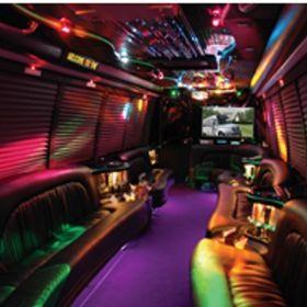 Party Bus Toronto VIP