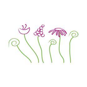 drei blüten - naturlich anders