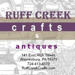 Ruff Creek Crafts and Antiques
