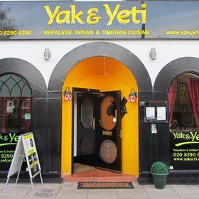 Yak and Yeti Restaurant, Southend