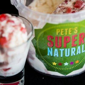 Pete's Super Natural Ice Cream