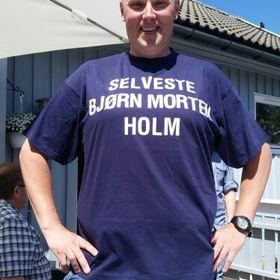 Bjørn Holm