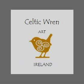 Celtic Wren Art