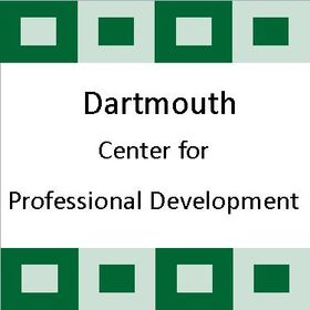 Dartmouth Center for Professional Development