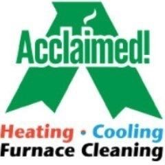 Acclaimed Heating, Cooling & Furnace Cleaning