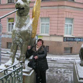 Марина Рыбкина
