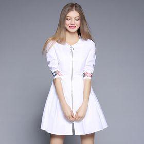 women fashion street shirts blouses bandage dresses,special occasion dress