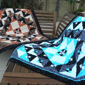 Desert Bloom Quilting