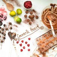 Cocoa & Heart