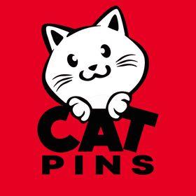 New Cat Pins