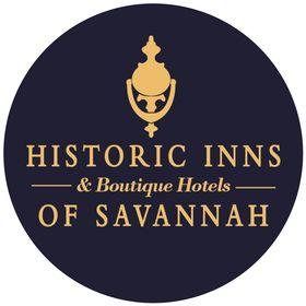 Historic Inns & Boutique Hotels of Savannah