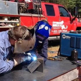 Bay State Industrial Welding & Fabrication, Inc.