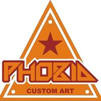 Phobia Sticker Sablon