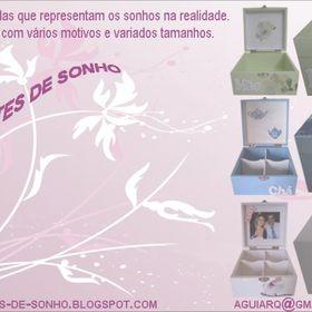 Presentes de Sonho Ana Aguiar