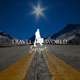 Travel World Passport