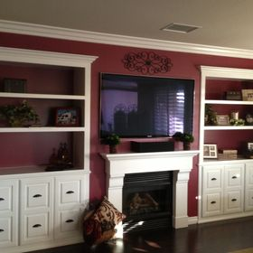 Vrieling Woodworks - Crown Moulding @ Custom Cabinets