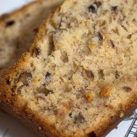 banana nut bread recipe without baking soda