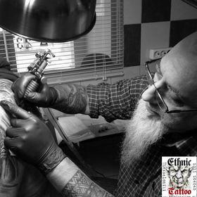 Ethnic Tattoogr - Sotiris Dimopoulos Sotiris Dimopoulos