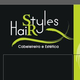 Hair Styles - Cabeleireiro e Estética