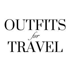 Outfits For Travel