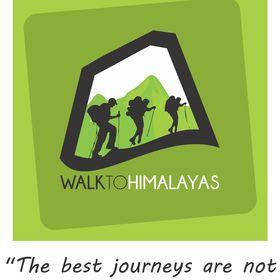 Walk to Himalayas